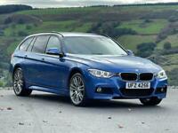 2014 BMW 3 Series 2.0 320D XDRIVE M SPORT TOURING 5d 181 BHP Auto Estate Diesel