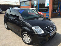 Citroen C2 1.4i 8V ( 75bhp ) VTR 2009 AVAILABLE FROM £94.15 A MONTH***