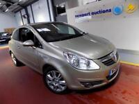 Vauxhall/Opel Corsa 1.3CDTi 16v ( 90ps ) ( a/c ) 2007MY Design