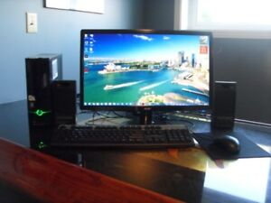"""Acer 21.5"""" LED Monitor- (HDD- 1TB) (DDR3- 4 Gigs) (Wireless Net)"""