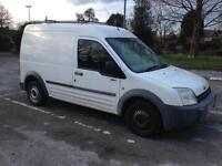 Ford Transit Connect LWB semi high roof Air con
