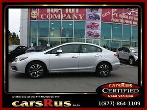 2013 Honda Civic EX Was $14,995 Plus Tax Now $14,995 Tax In!