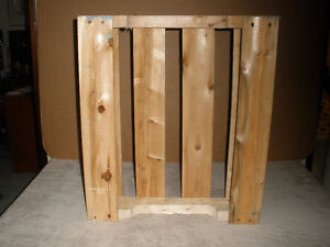 Two Small Wooden Pallets for DIY Projects London Ontario image 3