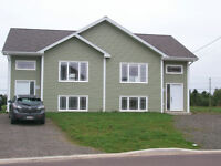 Spacious semi with cathedral ceiling for sale in Moncton north