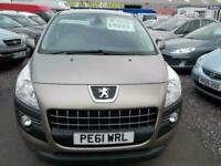 Peugeot 3008 Crossover 1.6 VTi ( 120bhp ) Sport only 56k miles 2011 (61)