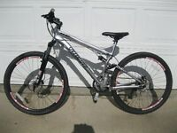 Specialized FSR XC Pro (used less then 10 times)