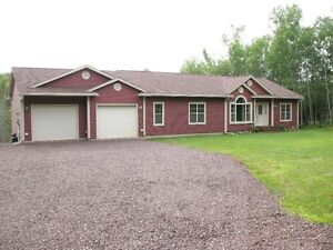 Executive home for sale near Sussex, NB