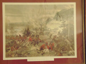 Collectible War of 1812 Historical Battle Prints Kelly & Curzon London Ontario image 4