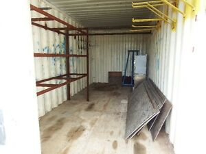 Used 20' Shipping/Storage Containers for Sale Sarnia Sarnia Area image 2