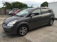 TOYOTA VERSO 2006 VVTI TR 1.8 7 SEATER - PETROL - MANUAL - LOW MILEAGE