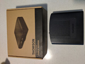 CABLE MODEM FOR SALE (THOMPSON DCM 476)