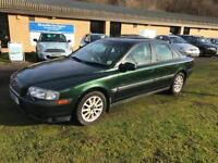 Volvo S80 2.4 ( 140bhp ) auto 4sp Heated Seats Climate Control