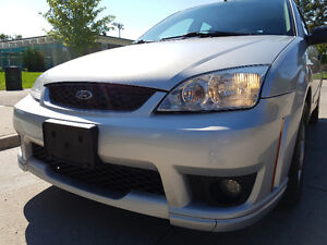 2006 Ford Focus SES ZX6 Hatchback
