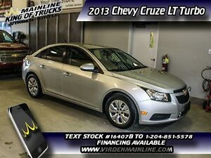 2013 Chevrolet Cruze LT Turbo  - $86.41 B/W