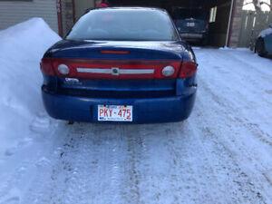 2003 Chevrolet Cavalier Coupe VL.