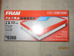 New Fram Extra guard Air Filter Ford F150 F250 350 450 Econoline