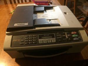Brother printer/scanner/fax