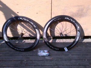 New Dura Ace C-75 Wheelset