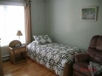 HOLDING>  Dieppe Centrale, close to Mall, NBCC, furnished!