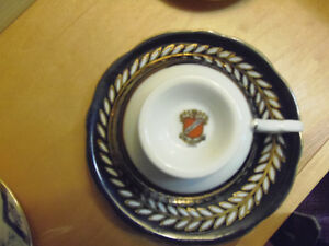 Bone China Tea Cups & Saucers, Exquisite! Lovely! Collectible! London Ontario image 3