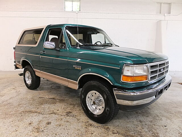 Imagen 1 de Ford Bronco  green