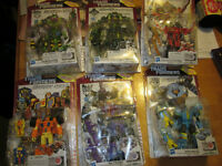 (1) Transformers Generations US Figures MOSC with Comic