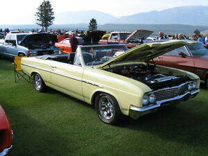 1965 Buick Convertible-Modified