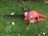 Husqvarna 136 Chainsaw Air Injection Tree Garden Surgeon DIY 2 Stroke Petrol