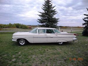 RARE 1959 Chevrolet Impala Sport Sedan