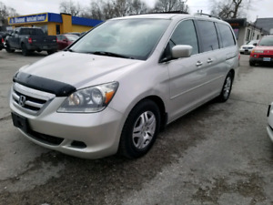 2005 HONDA ODYSSEY EXL SAFETY AND E-TESTED