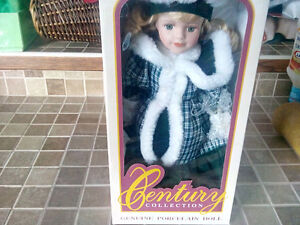 PORCELAIN COLLECTION DOLL