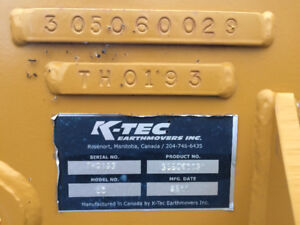 For Sale K TEC HITCH for John Deere T series Tractor
