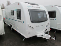 2017 Bailey Pursuit 430/4 TOTAL SAVINGS OF £1500 OFF RRP!