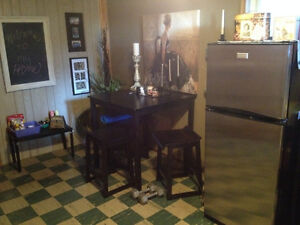 1 bedroom basement suite whyte ave / university - utilities incl