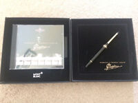 Mont Blanc Meisterstuck Hommage a Frederic Chopin Pen + CD