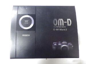 Olympus Camera OM-D E-M1 Mark II IM002 Body