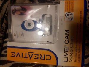 "Acer 20"" monitor/Creative webcam/Kingston 6gig ddr3 ram"