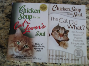 Chicken Soup For The Soul Cat Books