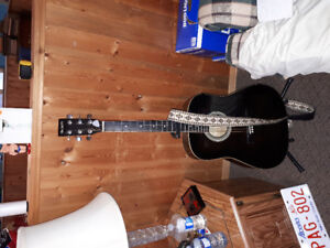NEW YORK PRO ACOUSTIC GUITAR