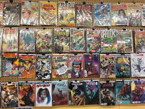 COMIC COLLECTORS WANTED at AARDVARK COMICS