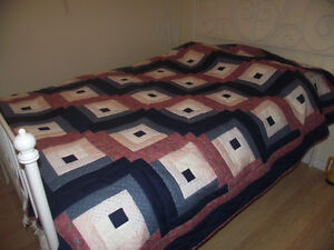 Handcrafted Quilt New
