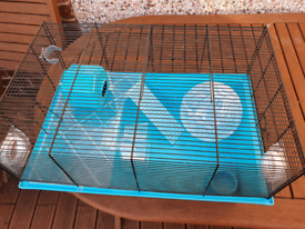 Hamsters/mouses cage with supplies