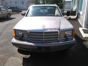 1988 Mercedes-Benz 420 SEL