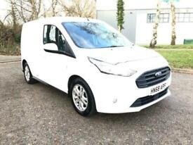 2018 Ford Transit Connect 200 L1 Limited 1.5 120ps EURO 6 PANEL VAN Diesel Manua