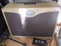 Peavey Classic 50 212 Tweed Guitar Amp