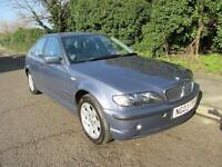 2003 BMW 316 1.8 I SE MANUAL PETROL 4 DOOR SALOON
