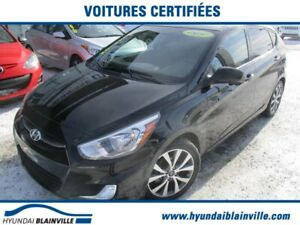 Hyundai Accent SE MAGS,TOIT,BLUETOOTH+ 2017