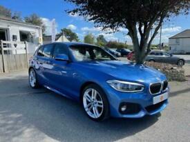 image for 2017 66 BMW 1 SERIES 2.0 118D M SPORT 5D 147 BHP DIESEL