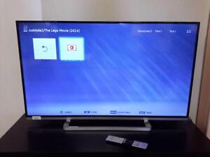 "*** USED *** TOSHIBA TOSHIBA 50"" LED TV   S/N:84T11547C1   #STORE527"