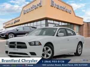 2014 Dodge Charger SE  Activekey-keyless start-power drivers sea